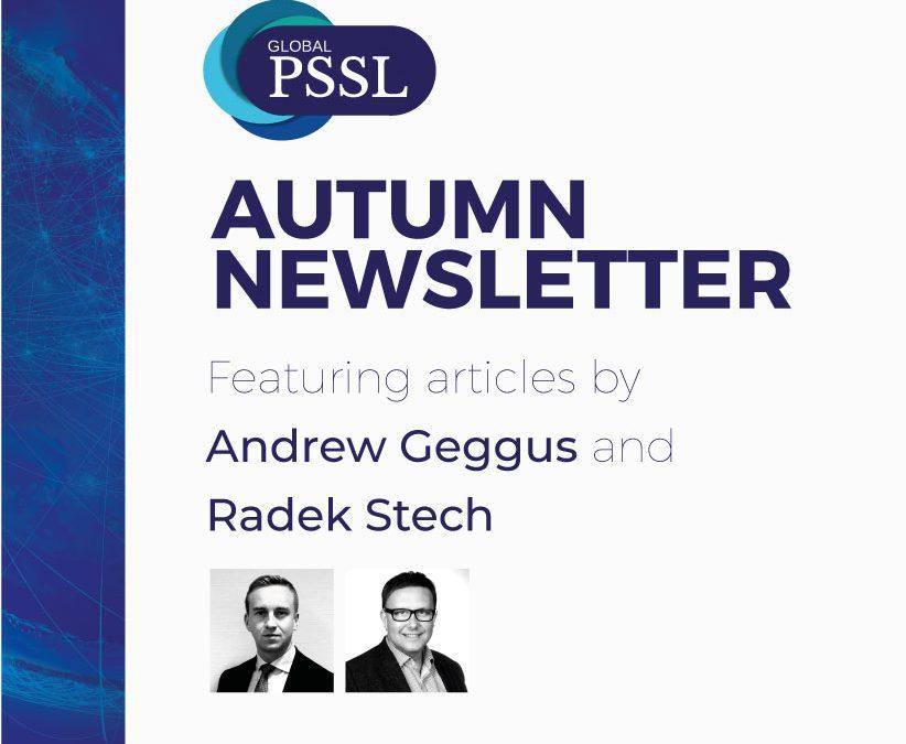 Global PSSL autumn newsletter